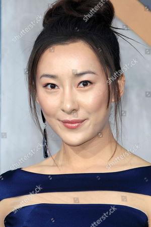 Stock Image of Lily Ji