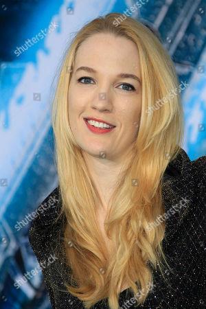 Stock Image of Emily Carmichael