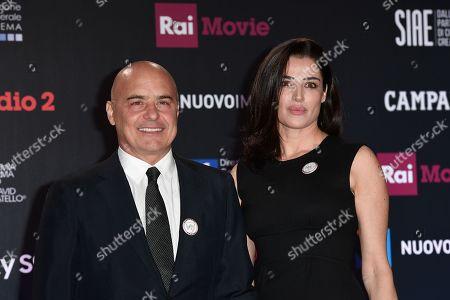Luca Zingaretti, Luisa Ranieri