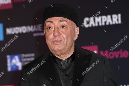 Editorial picture of David di Donatello Award ceremony, Rome, Italy - 21 Mar 2018