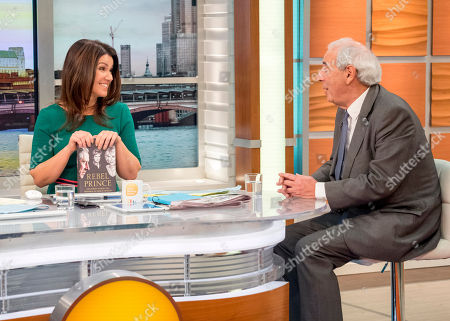 Susanna Reid and Tom Bower