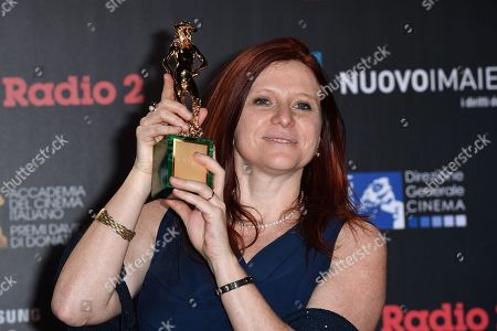 Susanna Nicchiarelli, Best Original Screenplay
