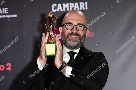 Donato Carrisi, Best Director Debut