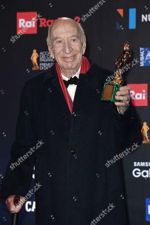 Stock Photo of Giuliano Montaldo, Best Supporting Actor