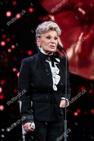 Editorial picture of David di Donatello Award ceremony, Show, Rome, Italy - 21 Mar 2018