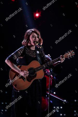 Singer Carmen Consoli