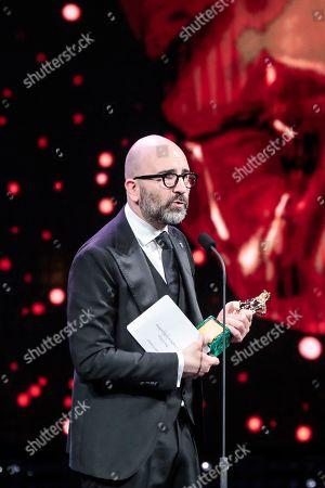 Director Donato Carrisi