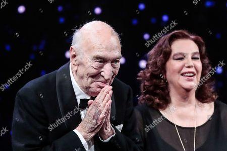 Giuliano Montaldo, Stefania Sandrelli Special David Award