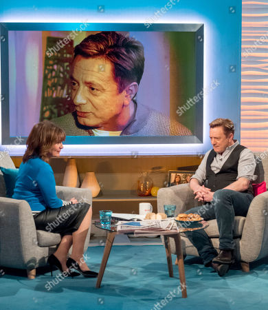 Editorial picture of 'Lorraine' TV show, London, UK - 22 Mar 2018