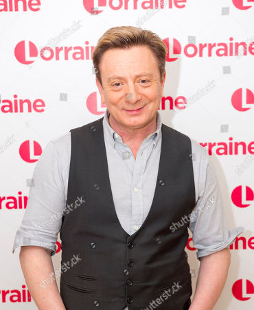 Editorial image of 'Lorraine' TV show, London, UK - 22 Mar 2018
