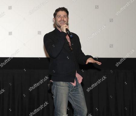 Director/Actor Jon Abrahams