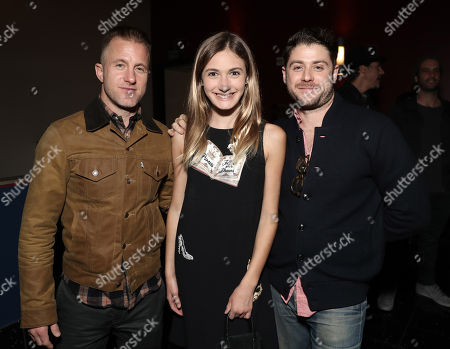 Editorial photo of 'All At Once' film premiere, Los Angeles, USA - 21 Mar 2018
