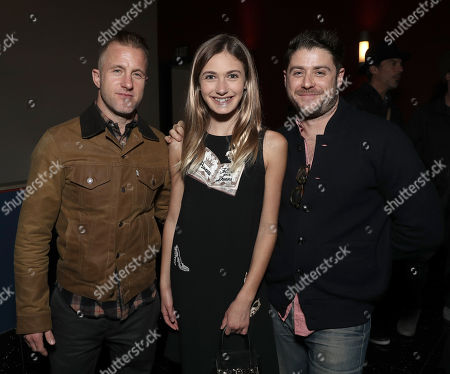 Scott Caan, Nicole Elizabeth Berger, Director/Actor Jon Abrahams
