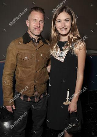 Scott Caan and Nicole Elizabeth Berger