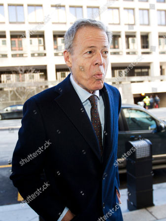 Time Warner CEO Jeff Bewkes arrives at the federal courthouse, in Washington. The Trump administration is facing off against AT&T to block the telephone giant from absorbing Time Warner, in a case that could shape how consumers get, and how much they pay for, streaming TV and movies