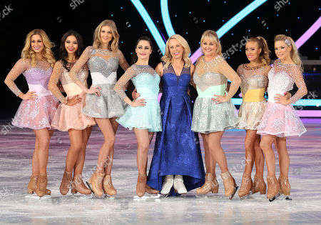 Editorial picture of Dancing On Ice Live UK tour launch photocall, London, UK - 22 Mar 2018