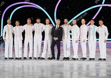Kem Cetinay, Jake Quickenden, Mark Hanretty, Max Evans, Christopher Dean, Dan Whiston, Alex Beresford, Sylvain Longchambon, Ray Quinn, Lukasz Rozycki, Matt Evers