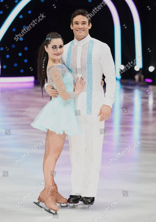 Editorial image of Dancing On Ice Live UK tour launch photocall, London, UK - 22 Mar 2018