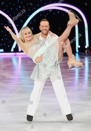 Stock Photo of Cheryl Baker and Dan Whiston