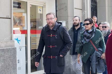 Vidal Aragones and Natalia Sanchez