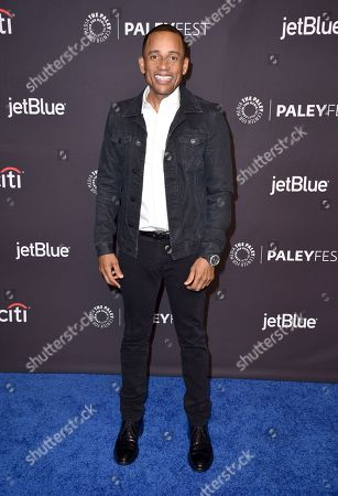 Editorial picture of 'The Good Doctor' TV show presentation, Arrivals, Paleyfest, Los Angeles, USA - 22 Mar 2018