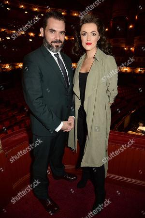 Creative Director Daniel Kramer and Claudia Boyle - Violeta