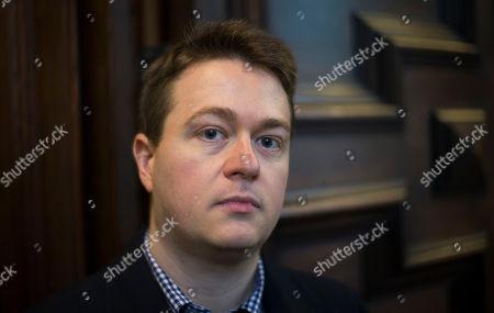 Stock Picture of Johann Hari