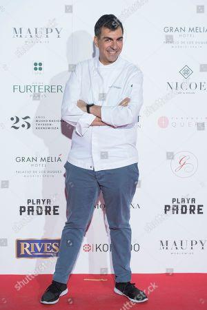 Stock Photo of Ramon Freixa