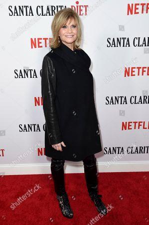 "Editorial picture of LA Premiere of ""Santa Clarita Diet"" Season 2, Los Angeles, USA - 22 Mar 2018"