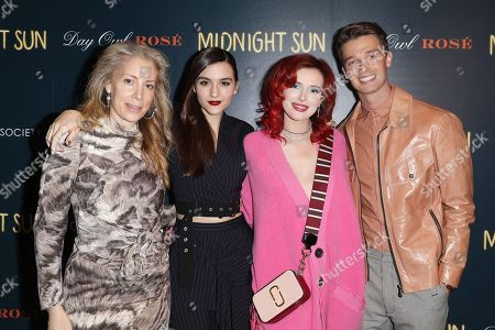 "Editorial photo of The Cinema Society & Day Owl Rose host a screening of Global Road Entertainment's ""Midnight Sun"", New York, USA - 22 Mar 2018"