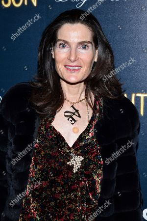 """Stock Photo of Jennifer Creel attends a screening of """"Midnight Sun"""" hosted by The Cinema Society at the Landmark at 57 West, in New York"""
