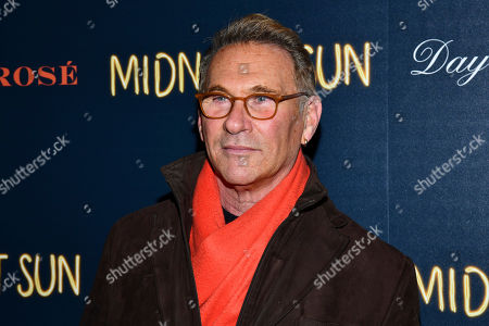 """Hal Rubenstein attends a screening of """"Midnight Sun"""" hosted by The Cinema Society at the Landmark at 57 West, in New York"""