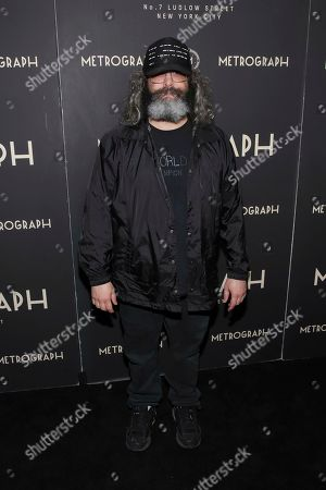 Judah Friedlander attends the second year anniversary of Metrograph, in New York