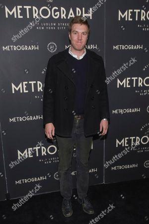 Editorial photo of Metrograph 2nd Anniversary Party, New York, USA - 22 Mar 2018