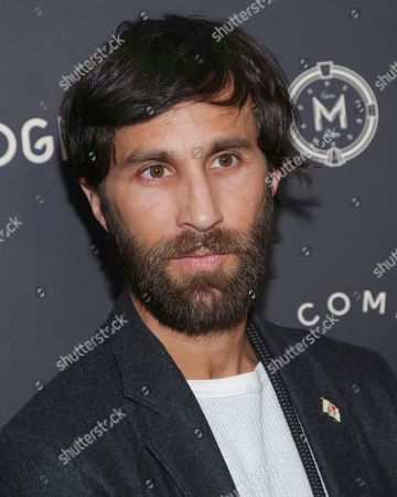 Rel Schulman attends the second year anniversary of Metrograph, in New York