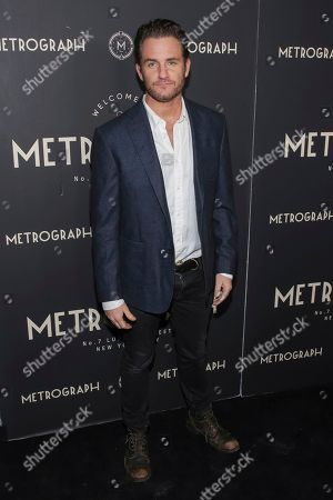 Kevin Kane attends the second year anniversary of Metrograph, in New York