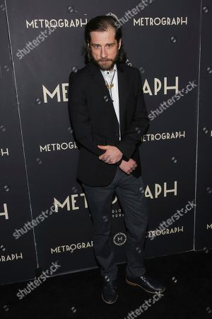 Kentucker Audley attends the second year anniversary of Metrograph, in New York