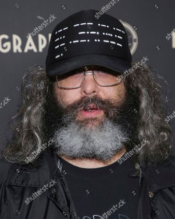 Stock Picture of Judah Friedlander attends the second year anniversary of Metrograph, in New York