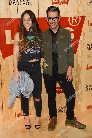 Manolo Caro and Zuria Vega