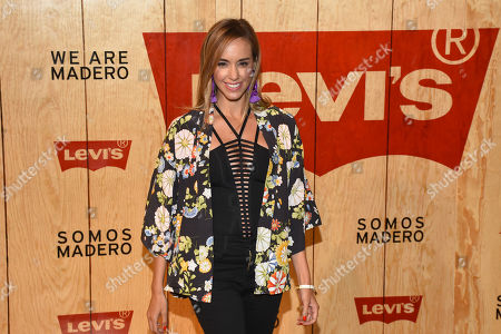 Editorial image of Levi's store opening, Mexico City, Mexico - 22 Mar 2018