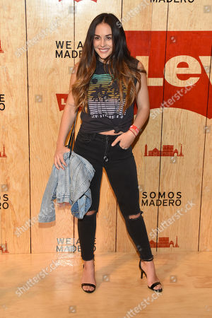 Editorial photo of Levi's store opening, Mexico City, Mexico - 22 Mar 2018