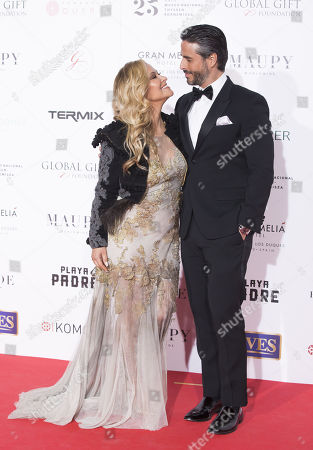 Editorial image of Global Gift Gala at Thyssen-Bornemisza Museum, Madrid, Spain - 22 Mar 2018