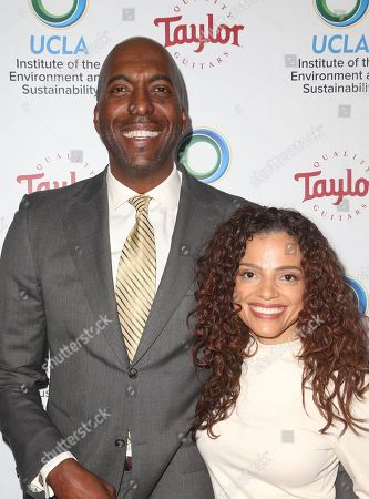 John Salley, Natasha Duffy
