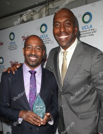 Van Jones, John Salley