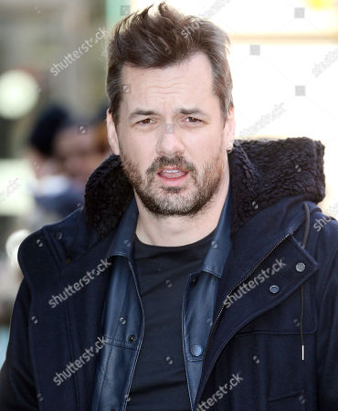 Stock Picture of Jim Jeffries