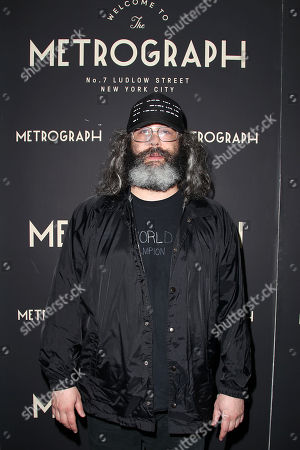 Editorial picture of Metrograph 2nd Anniversary Party, New York, USA - 22 Mar 2018