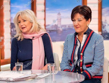 Editorial image of 'Good Morning Britain' TV show, London, UK - 23 Mar 2018