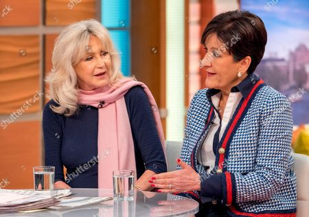 Liz Brewer and Marilyn Stowe