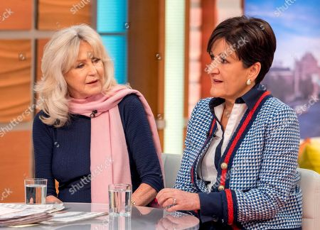 Editorial picture of 'Good Morning Britain' TV show, London, UK - 23 Mar 2018