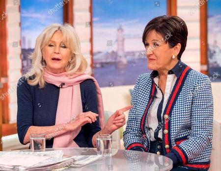 Editorial photo of 'Good Morning Britain' TV show, London, UK - 23 Mar 2018
